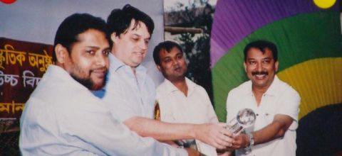 Prize Giving Ceremony 2006